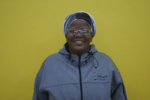 Elizabeth Folorunsho at Solar Capital Community Centre